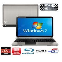 Cabo Flat Original Notebook Hp Pavilion Dv6-6190br C/webcam