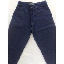 Calça Jeans 2 Peças Masculina Serviço Basica Jeans Grosso