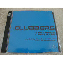 Cd Duplo Coletânea - Clubbers Dance Compilation (original)