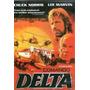 Dvd Comando Delta - Chuck Norris E Lee Marvin Original Novo