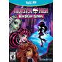 Monster High: New Ghoul In School - Nintendo Wii U / Wiiu