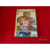 Jogo Ncaa 08 Football Para Xbox 360 Usado