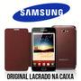 Capa Flip Cover Original Para Samsung Galaxy Note 1 N7000
