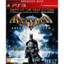 Batman Arkhan Asylum Goty (frete Grátis!!)