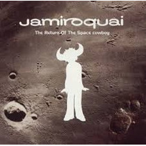 Cd Jamiroquai The Return Of The Space Cowboy
