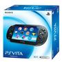 Ps Vita - Psvita Wi-fi + Memory Card 32gb Pronta Entrega