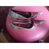 Sapato Floral, Maraaaa! Por Apenas R$ 40,00