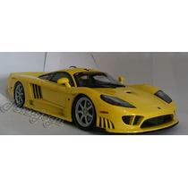 Saleen S7 Twin Turbo 1/12 Motor Max Enorme Gm Ford Ferrari