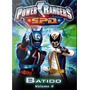 Dvd Original Do Filme Power Rangers - Spd - Batido - Vol. 5