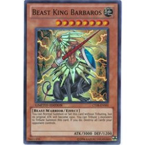 # Beast King Barbaros (super Rare) Ct08-en005 Yugioh!