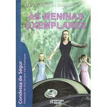 Livro Col. Aventuras Grandiosas As Meninas Exemplares