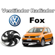 Motor Ventilador Radiador Volkswagen Fox 1.0 / 1.6