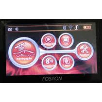 Atualização De Gps Multilaser /fostom E Apontador T500 Abc