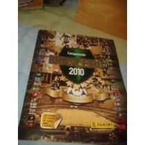 Álbum Campeonato Brasileiro 2010 Completo