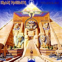 Iron Maiden Powerslave (cd Novo E Lacrado)