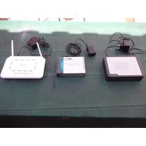Roteadores E Decodificador De Telefone E Internet Wirelles