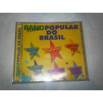 Cd - Band Brasil Popular Rosana Odair Magal Ronnie Von Etc