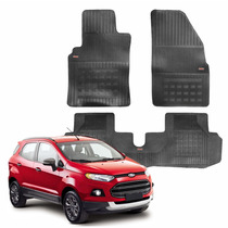 Tapete Borracha Nova Ecosport 2012 A 2016 Borcol Interlagos