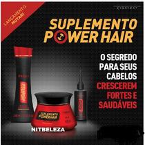 Mutari Suplemento Power Hair Limpeza E Força - Kit Everyday