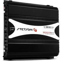 Modulo Digital Stetsom V800 800.4 W Rms Amplificador Venom