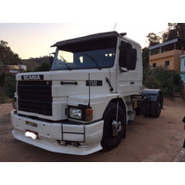 Scania 112h 360cv Vendo Ou Troco Por Carro De Meu Interesse