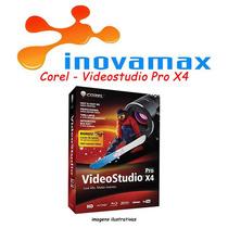 Corel - Videostudio Pro X4