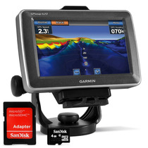 Gps Garmin Automotivo E Marítimo Map 620 3d + Carta Náutica