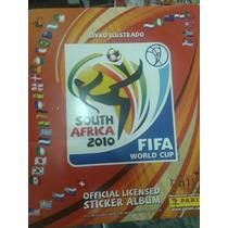 Album Completa South África 2010 Fifa