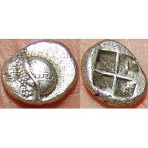 Ionia, Phokaia, Trihemiobol. Moeda Antiga Grega Grecia