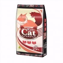 Ração Ray Cat Para Gatos 25kg Nutriave