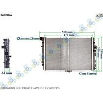 Radiador Resfriamento Gol Gti 16v 2.0 16v 96/01 - Valeo
