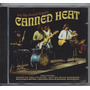 Canned Heat - On The Road Again - Cd Lacrado Importado