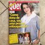Revista Quem Acontece 512 2 Jul. 2010 Gisele Bundchen Sandy