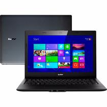 Notebook Ultrabook Intel Dual Core Lenovo 4gb 500gb Tela 14
