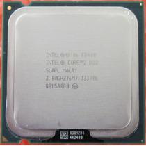 Processador Intel Core 2 Duo 3.0 Ghz E8400 Com Garantia