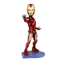 Iron Man Os Vingadores The Avangers - Neca Head Knocker