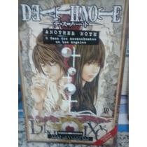 Death Note - Another Note - O Caso Dos Assassinatos Em L.a.