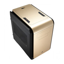 Gabinete Aerocool Ds-cube Gold Window Edition En52391 1476-8