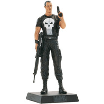 Miniatura Eaglemoss Justiceiro Punisher Marvel Comics Novo