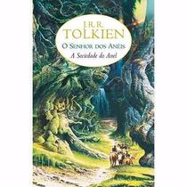 Coleção Livros Senhor Dos Anéis+hobbit + Silmarillion Grátis