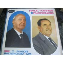 Lp = Raul Torres E Florêncio - Jacaré No Caminho