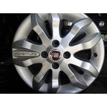 Rodas Fiat Strada Adventure Locker 2013 Aro 15 Originais !