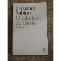 Livro O Tabuleiro De Damas - Fernando Sabino