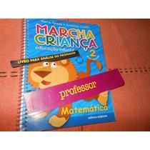 Marcha Da Criança Matemática Pré Escola 2 Livro Do Professor