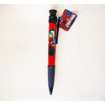 Caneta Gigante Jumbo Pen - Homem Aranha - Infantil
