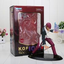 The King Of Fighters - Iori Yagami 18cm ( Pronta Entrega )