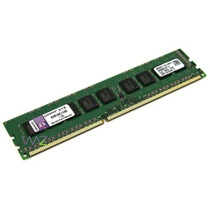 Memória 8gb Ddr3 1333 Mhz Pc10666 - Kingston