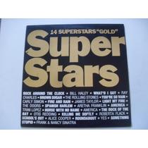 Lp Super Stars Gold - Coletânea De Sucessos Originais
