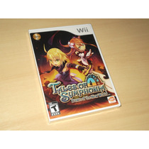 Wii - Tales Of Symphonia Dawn Of The New World (americano)
