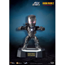 Kidslogic Iron Man 2 War Machine Egg Attack, Com Led